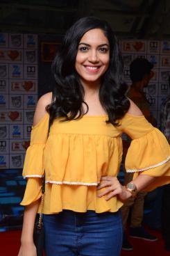 Ritu Varma At Devi Sri Prasad Live Show 2016 (2)
